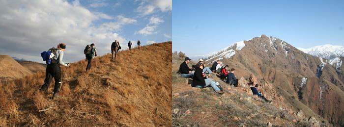 Треккинг тур Памиро-Алай, Киргизстан, Таджикистан и Узбекистан