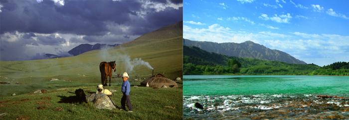 Треккинг + конный + познавательный тур Киргизия Узбекистан