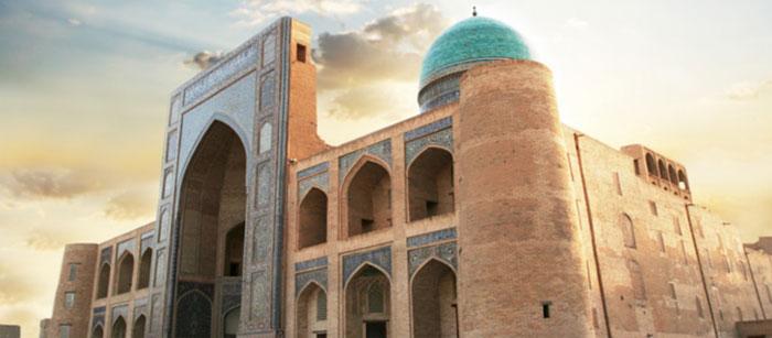 Отзыв с тура по Узбекистану от Кирилла Потапенко