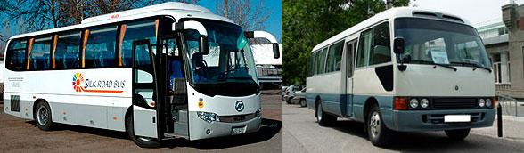 Трансфер в Узбекистане и Транспортные услуги в Ташкенте