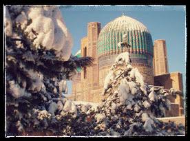 Тур Новый год 2015  в Узбекистане