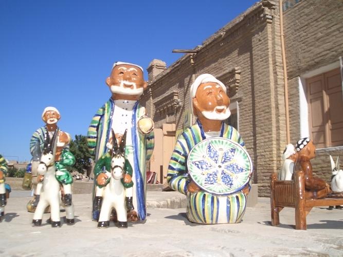 Поездка по Узбекистану. Октябрь 2014