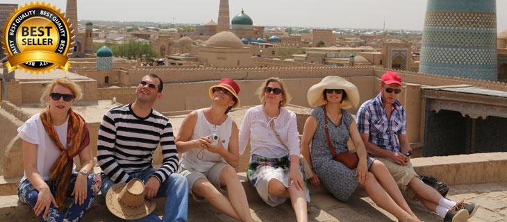 Тур-бестселлер с гарантированными датами «Классический Узбекистан» 2019